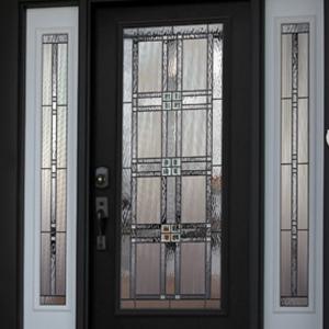 Provia Legacy Steel Doors
